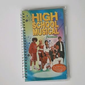 HSM 60wk Planner with stickers